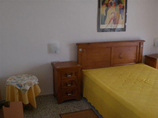 Bedroom no. 1 with double bed