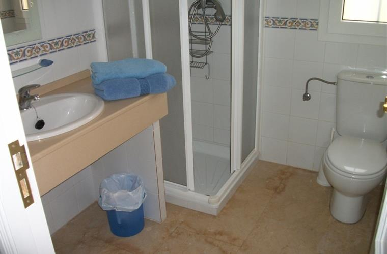 Ground Floor - Bathroom