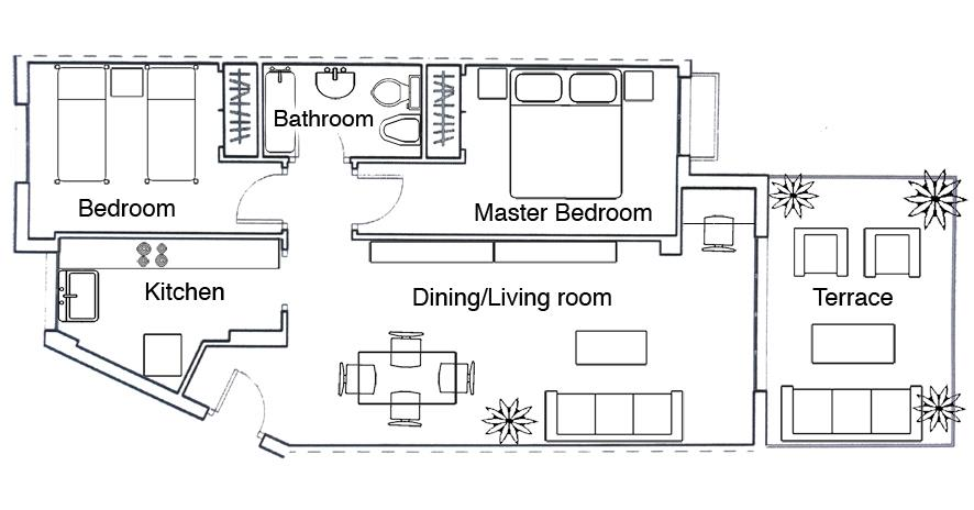 SEA HOME FLOORPLAN