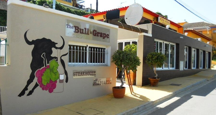The Bull and Grape. Set menu for €12. Excellent food and w/end BBQ
