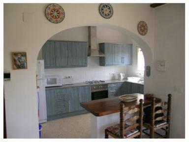 Kitchen upper level