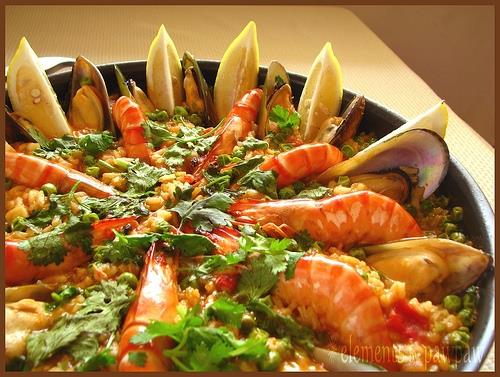 Have a taste of Spanish food in nearby restaurants.