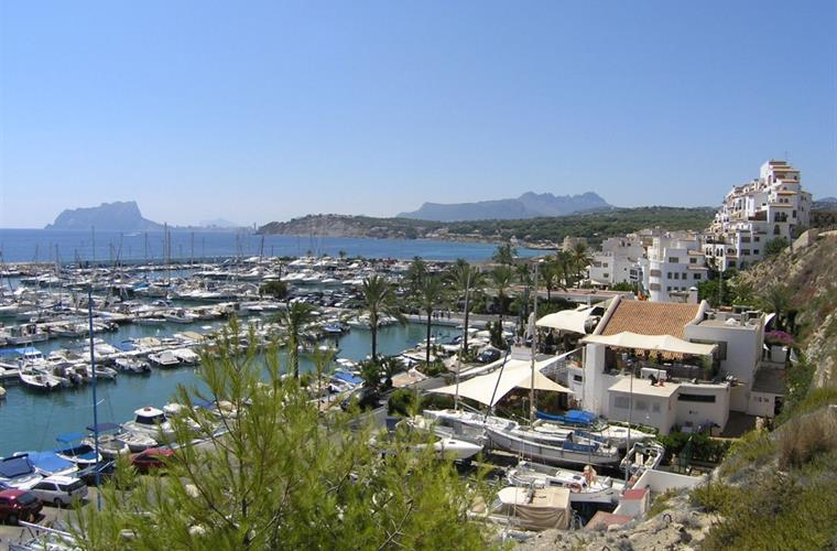 MORAIRA AND HARBOUR