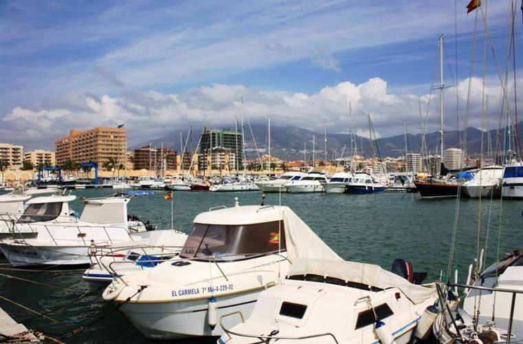 Fuengirola Port