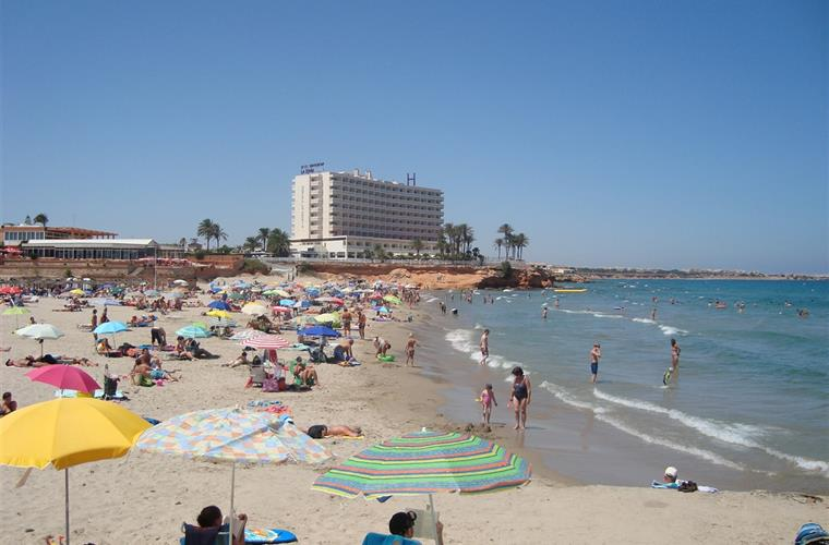 La Zenia Blue Flag Beach