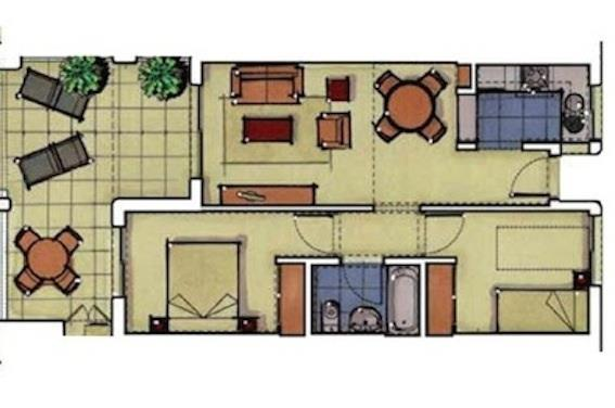 The Property layout