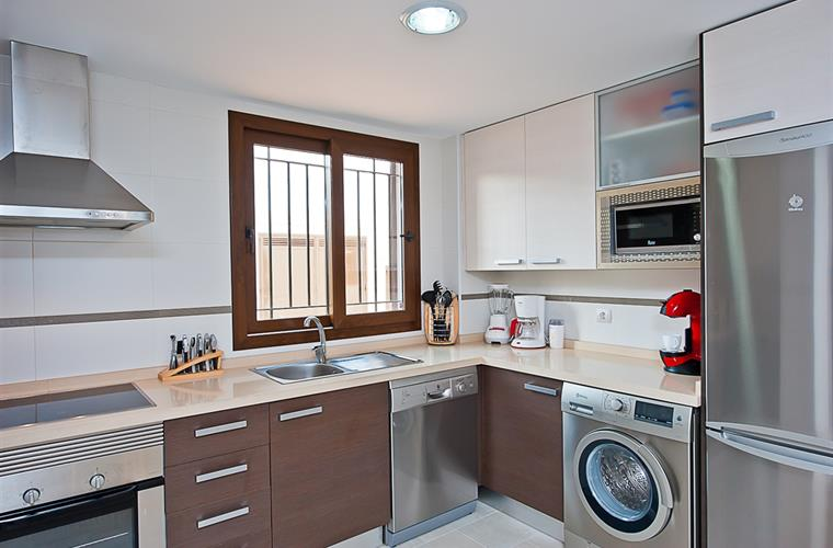 Kitchen with all appliances necessary to enjoy your stay