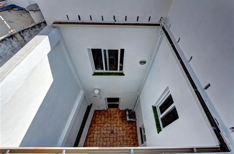 Internal Patio from above
