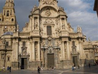 Cathederal Santa Maria in Murcia