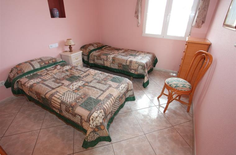 2. Bedroom upper Appartement