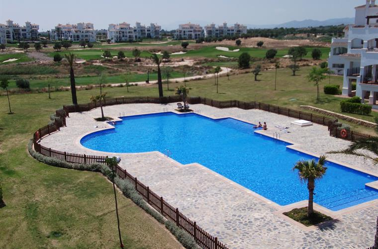 Hacienda Riquelme Swimmingpool