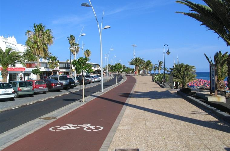 Holiday apartment for rent in Puerto del Carmen (Central ...