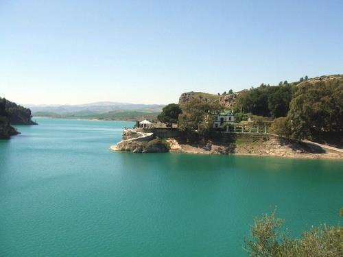 15 minutes from the villa- one of the lake´s beauty spots