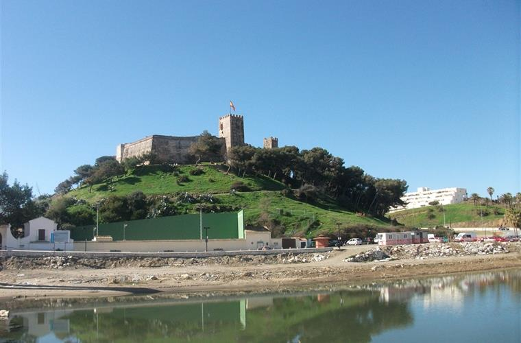 Castle of Fuengirola