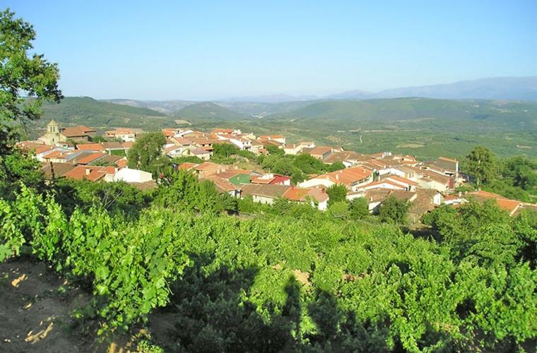 The village: Villanueva del Conde