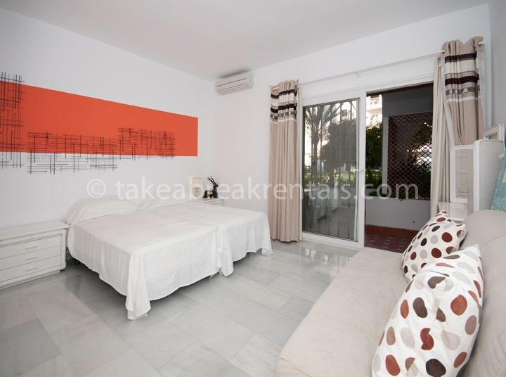 Bedroom apartment rental Spain Costa del Sol