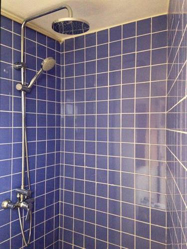 Picture of the shower