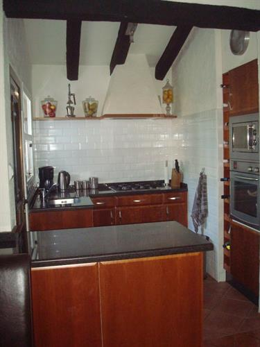 Villa in Denia kitchen
