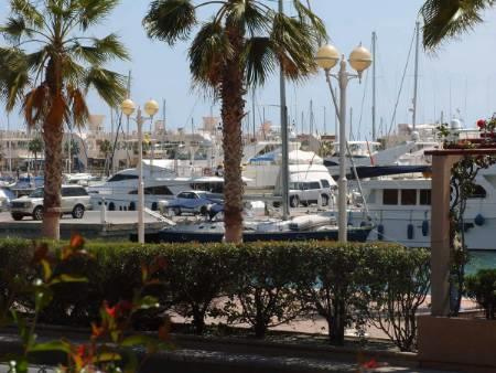 marina at Alicante