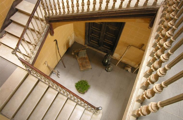 Monumental staircase