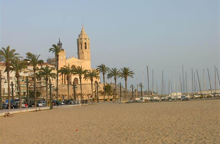Sitges, 30 minutes from Torre Nova