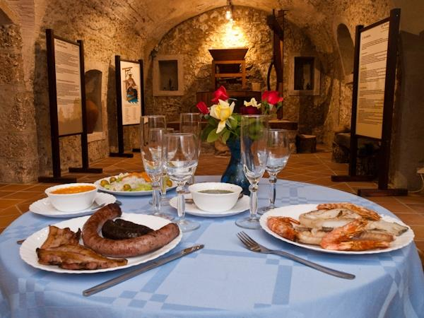 Enjoy Catalan cuisine