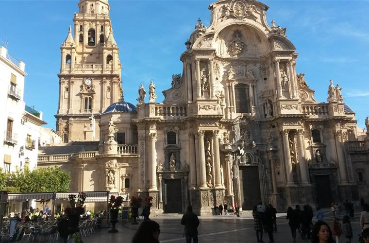Murcia Cathedral - Day Out!