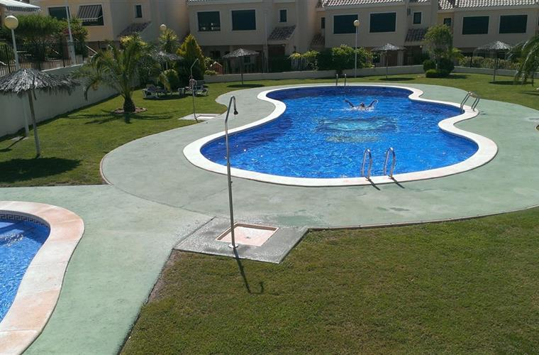 Swimming Pool & Children's Pool