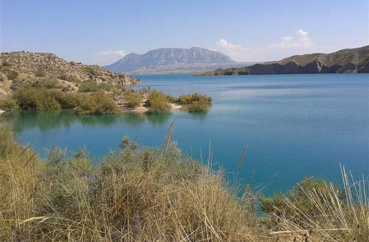 VIEW AT Baza Lakes