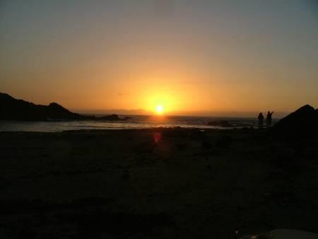 An Elcotillo Sunset