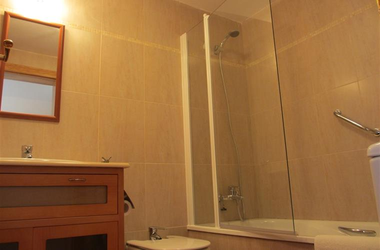 Bathroom of master bedroom