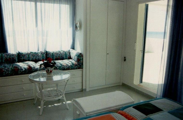 Bright bedrooms furnished with comfortable beds, quality linens
