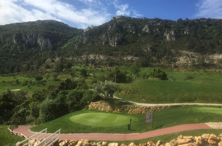 Golf at Carcaixent - a world class course