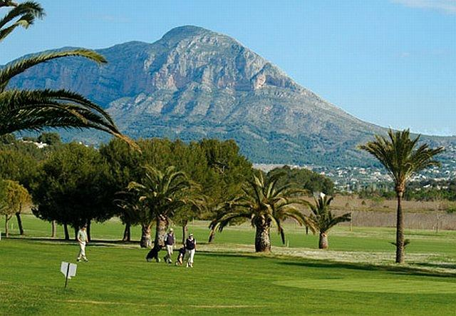 Javea Golf Club, 7 km away