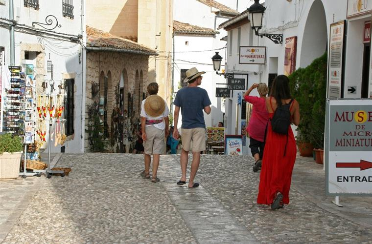Cosy Spanish villages nearby