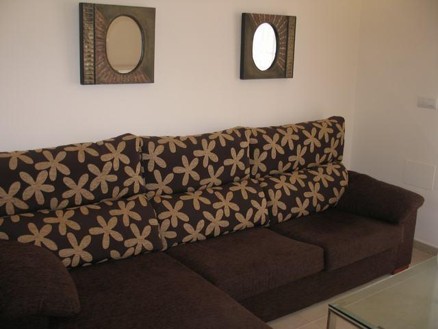 Really comfortable lounge area