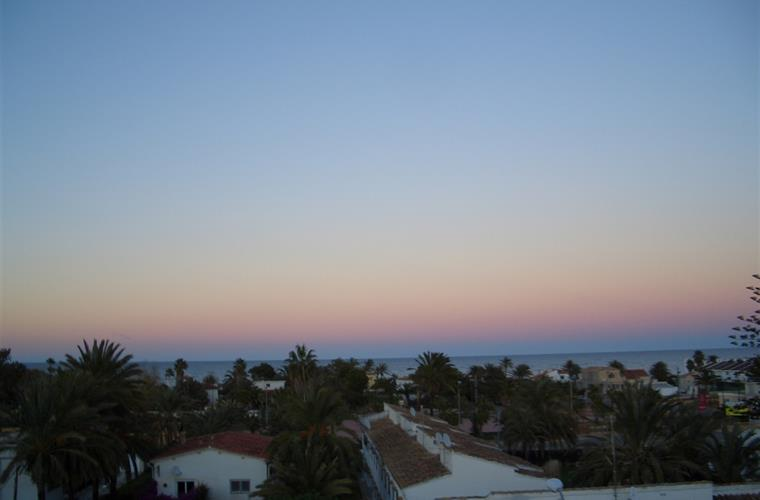 Upper Terrace Sunset Views Over the Mediterranean!!! Stunning!!