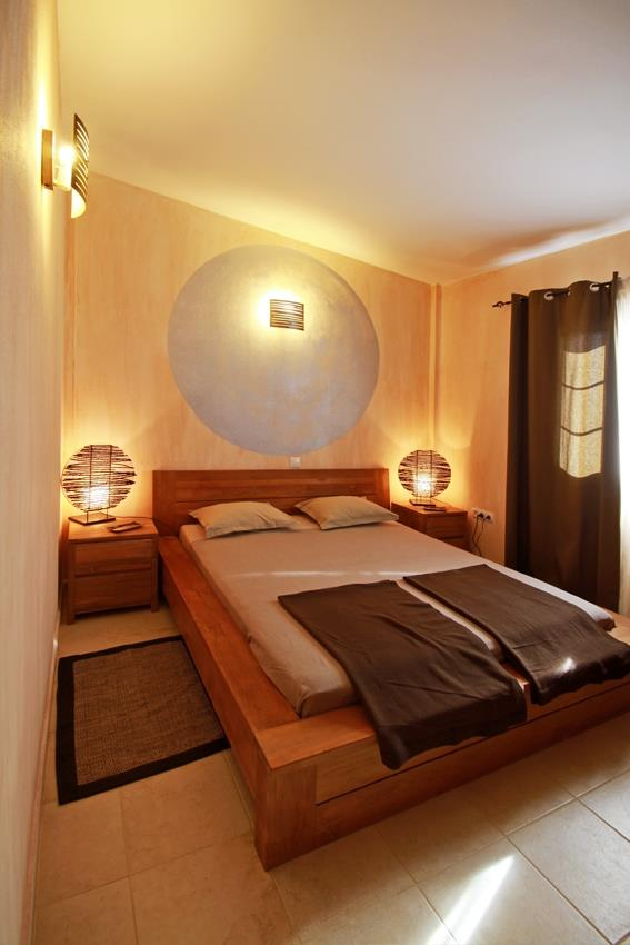 Moon bedroom