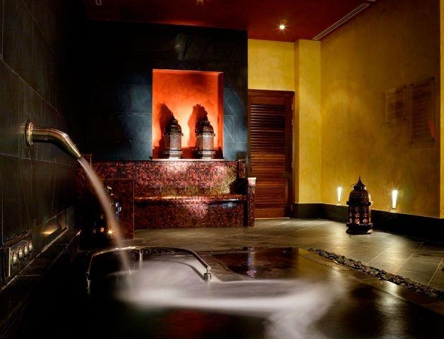 The SPA***** is very comfortable. Relaxation guaranteed