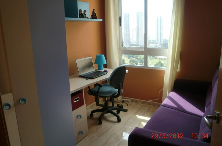Office Room with sofa-bed