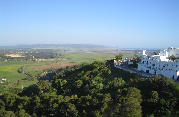 Holiday Townhouse For Rent In Vejer De La Frontera Vejer