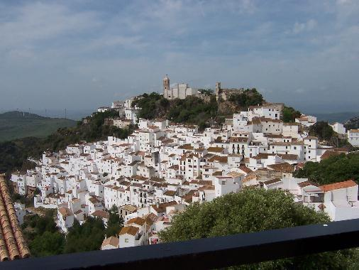 Picturesque mountain village of Casares