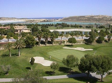 Views of Bonalba Golf Course
