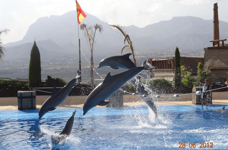 Have a fun day out at Mundomar Sea Life Park