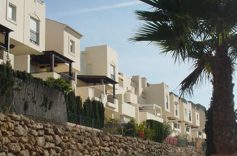 Houses of residence La Ladera de Golf.