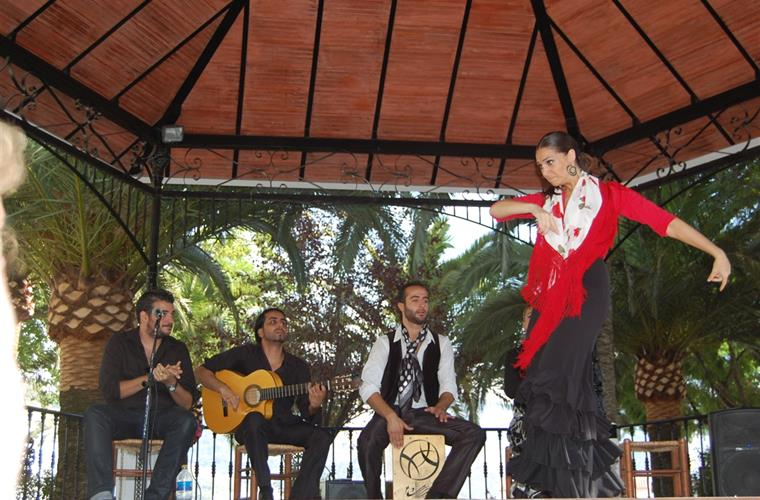 Flamenco in Square every Wednesday