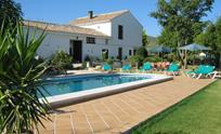 The Farmhouse & Swimming Pool