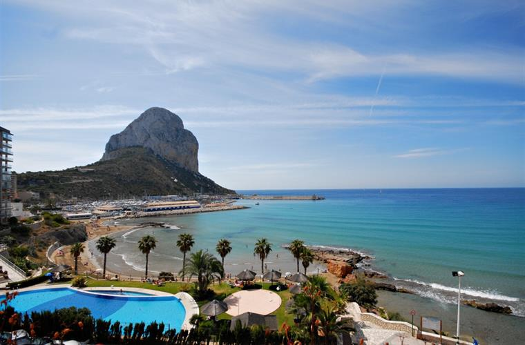 Beutiful Calpe surroundings