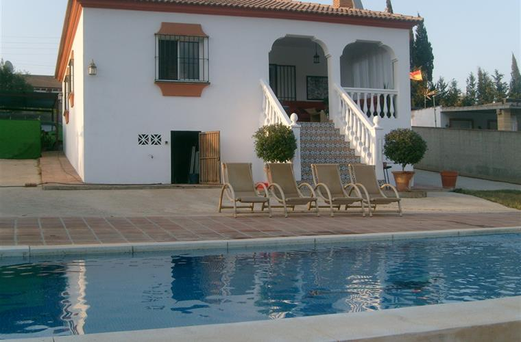 Villa Jazmin, House and Pool