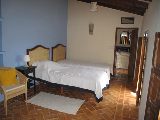 The three main bedrooms all have en-suite bathrooms plus there is a guest cloakroom on the ground floor